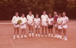 18_Tennismannschaft_1976