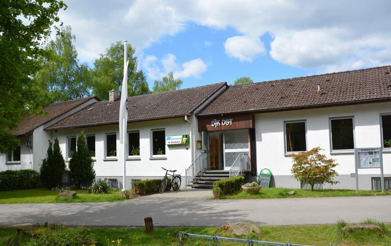 Clubhaus DJK Karlsruhe Ost