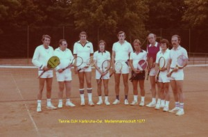 Tennis_Medenmannschaft-1977