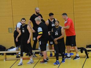 2. Mannschaft Basketball