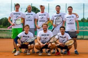 Meistermannschaft Tennis 2017