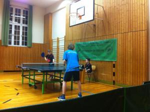 Schüler Tischtennis
